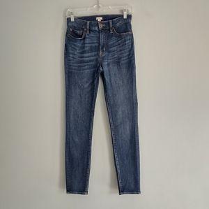 J. Crew Super Skinny Stretch Jeans Size 27